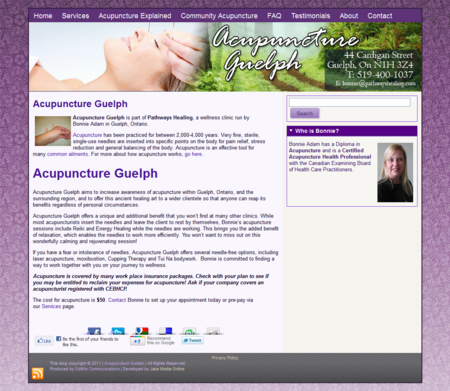 Acupuncture Guelph