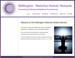 Wellington-Waterloo Holistic Network